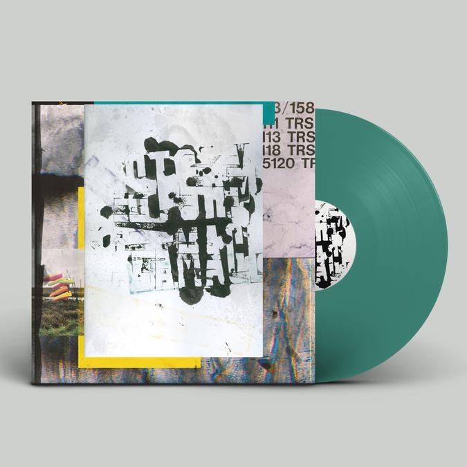 Ben Watt: Storm Damage: Mint Green Vinyl LP + CD + Signed Postcard