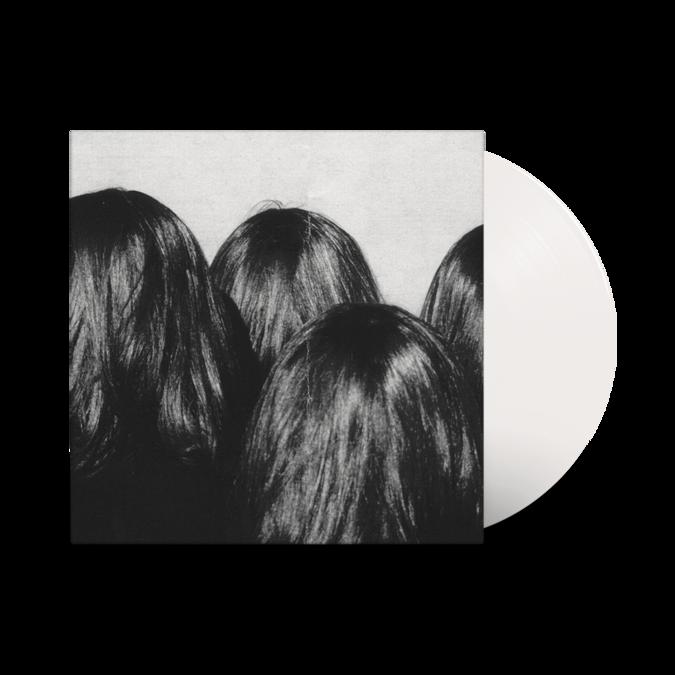 Lost Girls: Menneskekollektivet: Limited Edition White Vinyl LP