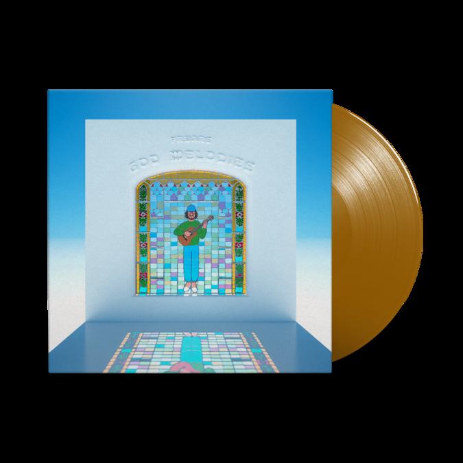 Fryars: God Melodies: Signed Exclusive Gold Vinyl LP