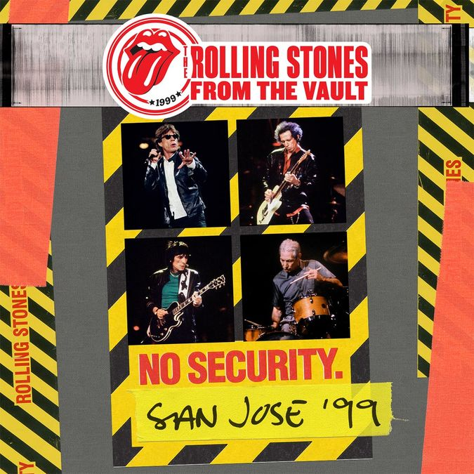 The Rolling Stones: From The Vault: No Security, San Jose '99