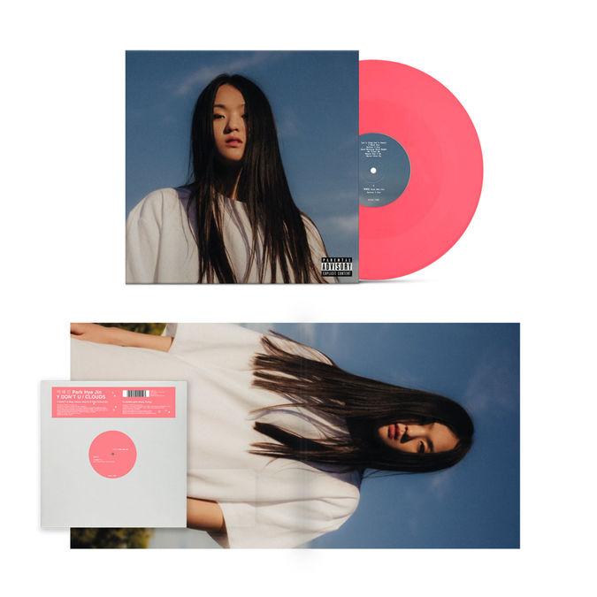 """박혜진 Park Hye Jin: Before I Die: Deluxe Edition Hot Pink Vinyl LP + 7"""""""