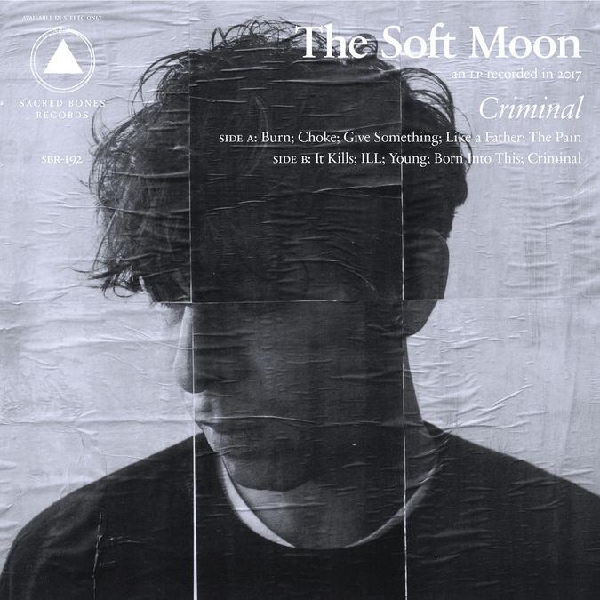 The Soft Moon: Criminal: Clear Vinyl