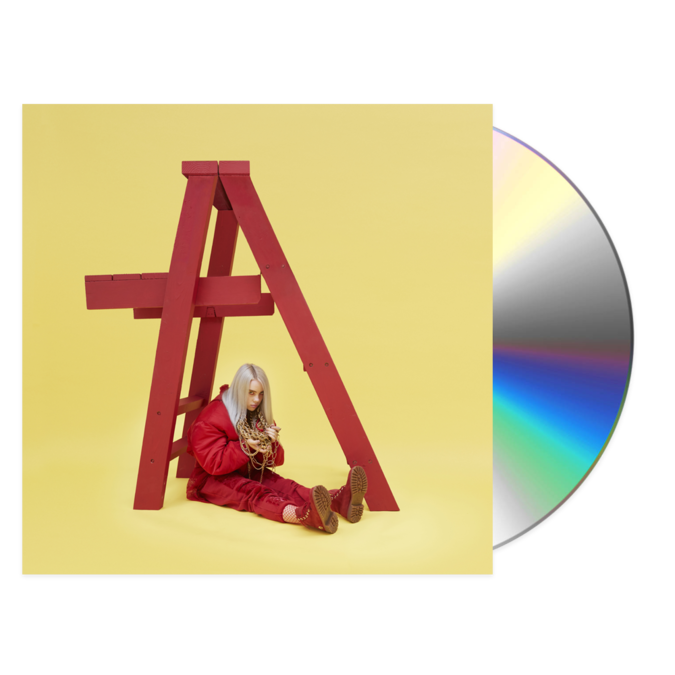 Billie Eilish: dont smile at me cd