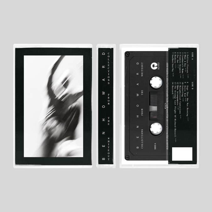 Ben Howard: Collections From The Whiteout: Exclusive Black Cassette