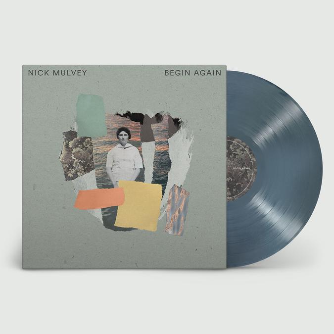 Nick Mulvey: Begin Again: Limited Edition Dusk Coloured Vinyl