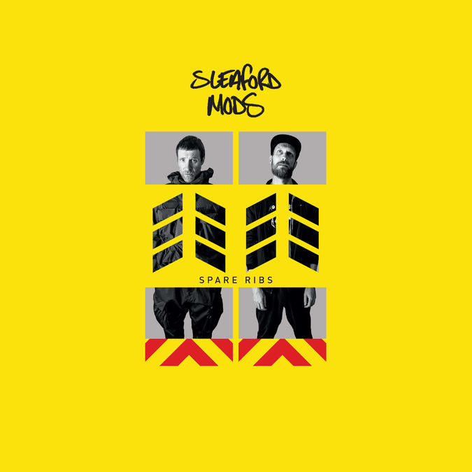Sleaford Mods: Spare Ribs: CD