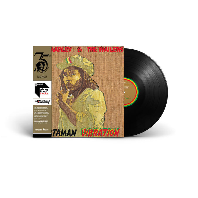 Bob Marley and The Wailers: Rastaman Vibration: Limited Edition Half-Speed Master