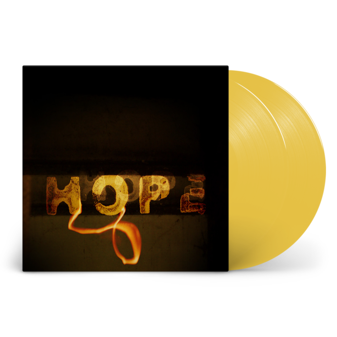 Various Artists: Hope: Limited Edition Yellow Vinyl 2LP