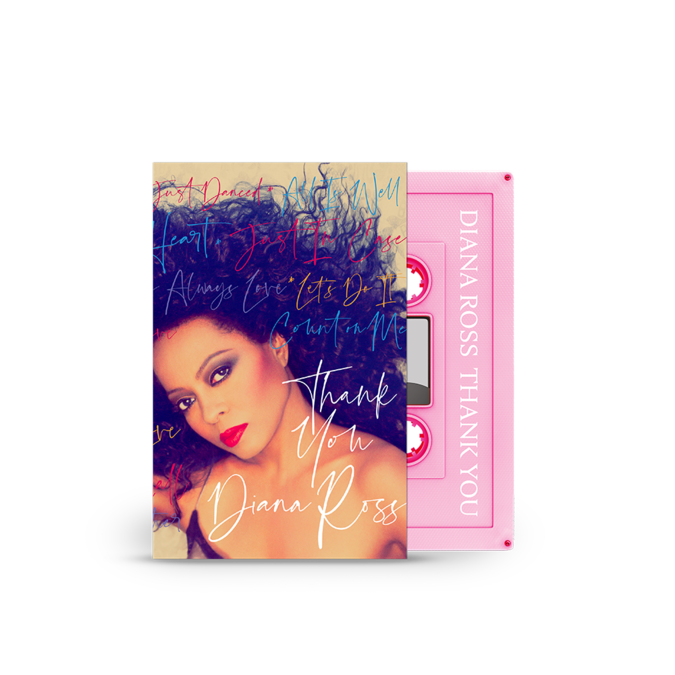 Diana Ross: Thank You: Exclusive Cassette