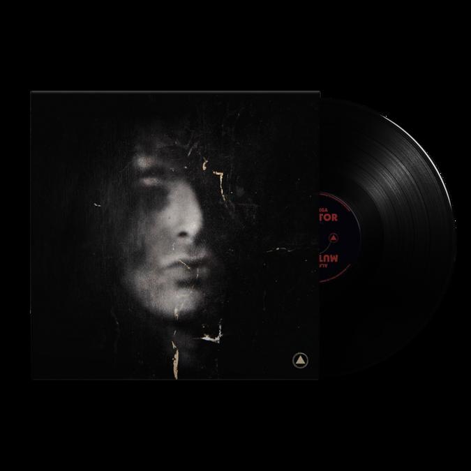 Alan Vega: Mutator: Black Vinyl
