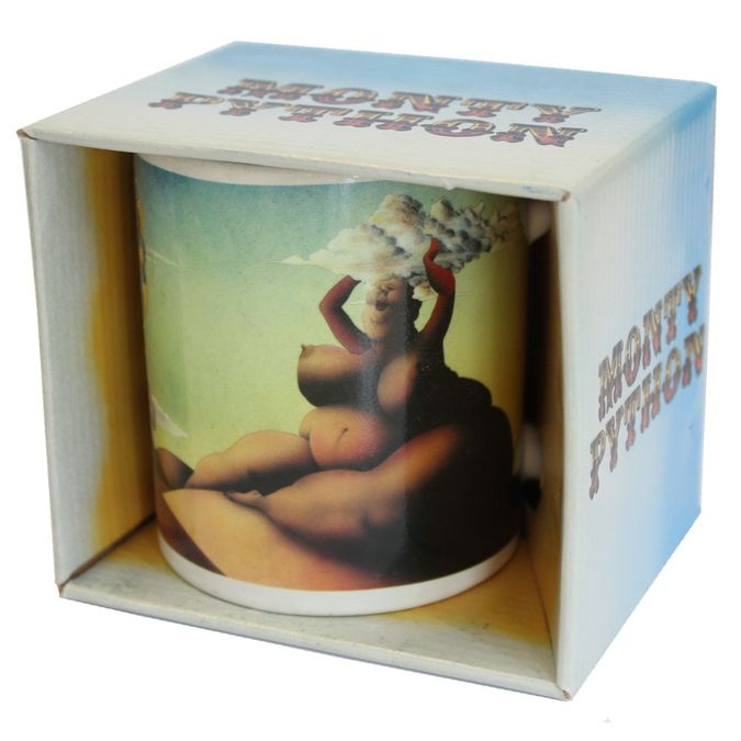 Monty Python: Cloud Woman Mug