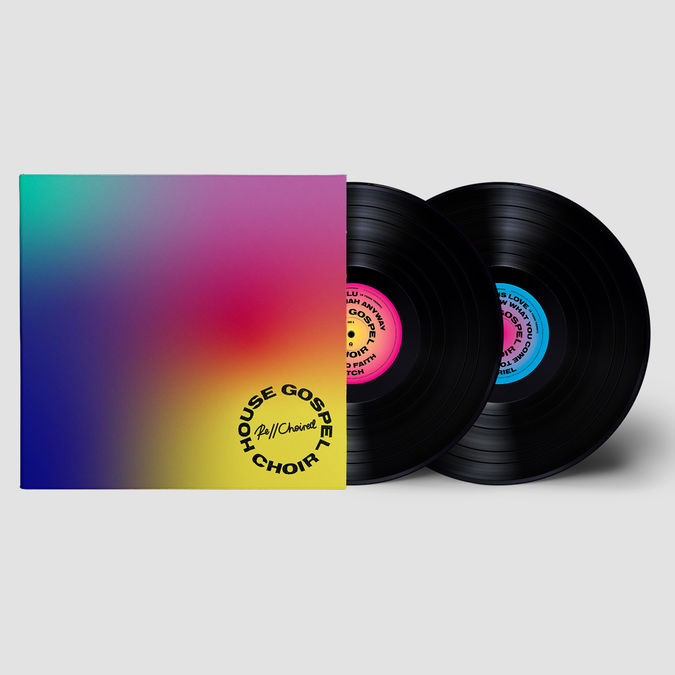 House Gospel Choir: Re//Choired - Double LP