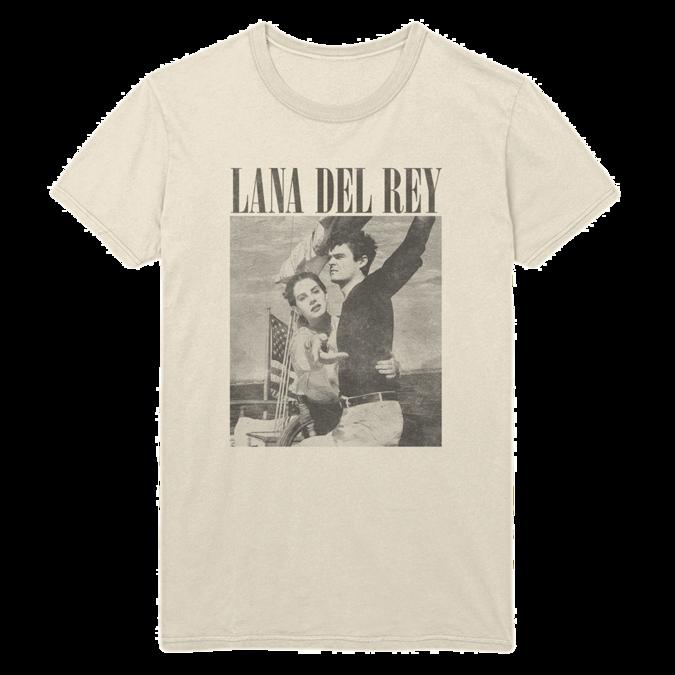 Lana Del Rey: Norman Fucking Rockwell Album Tee