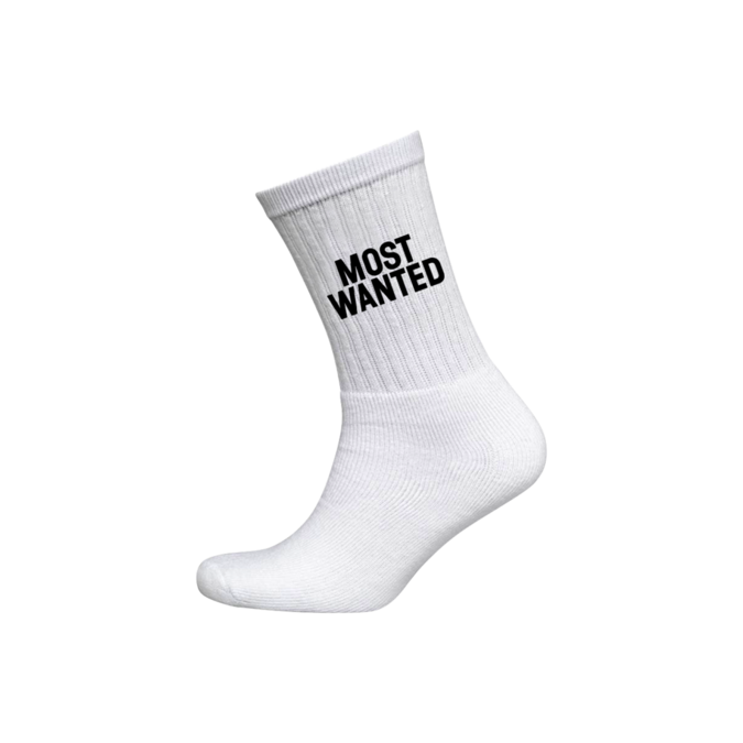 The Wanted: Most Wanted Socks