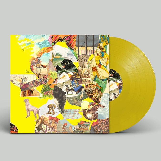 The Homesick: The Big Exercise: Loser Edition Yellow Vinyl