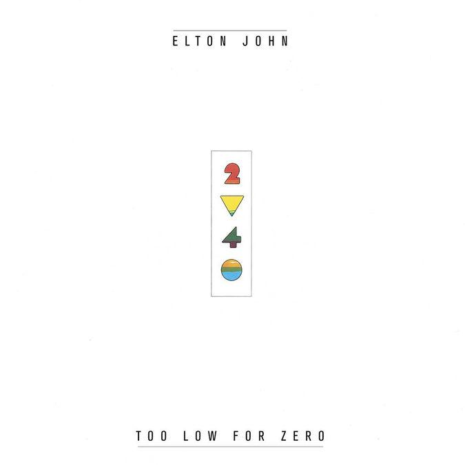 Elton John: Too Low For Zero