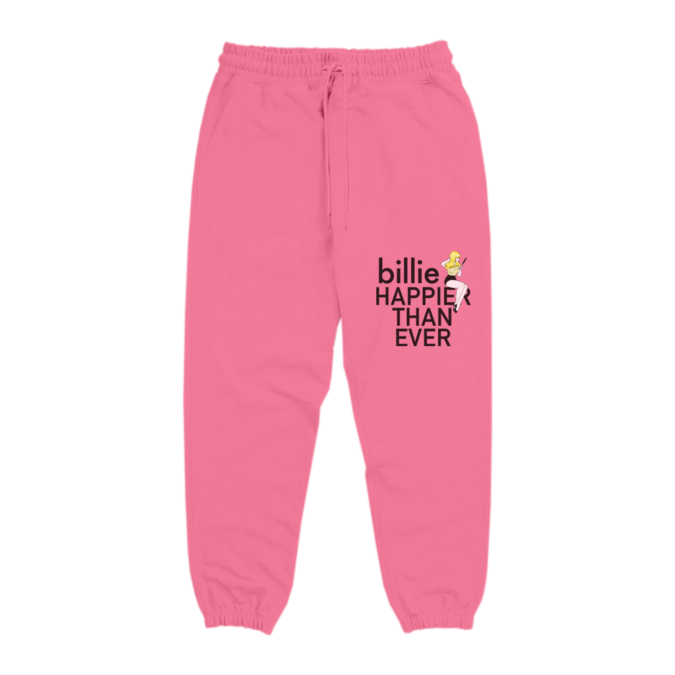 Billie Eilish: Pretty Boy Sweatpants