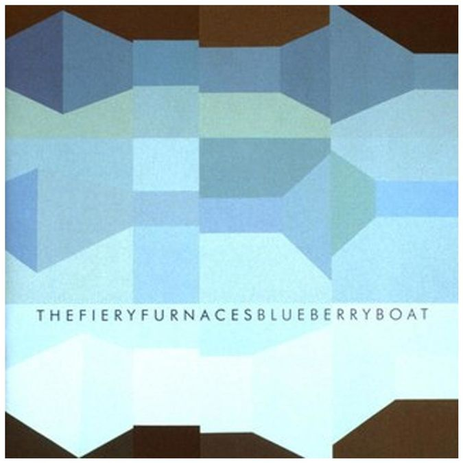 The Fiery Furnaces: Blueberry Boat