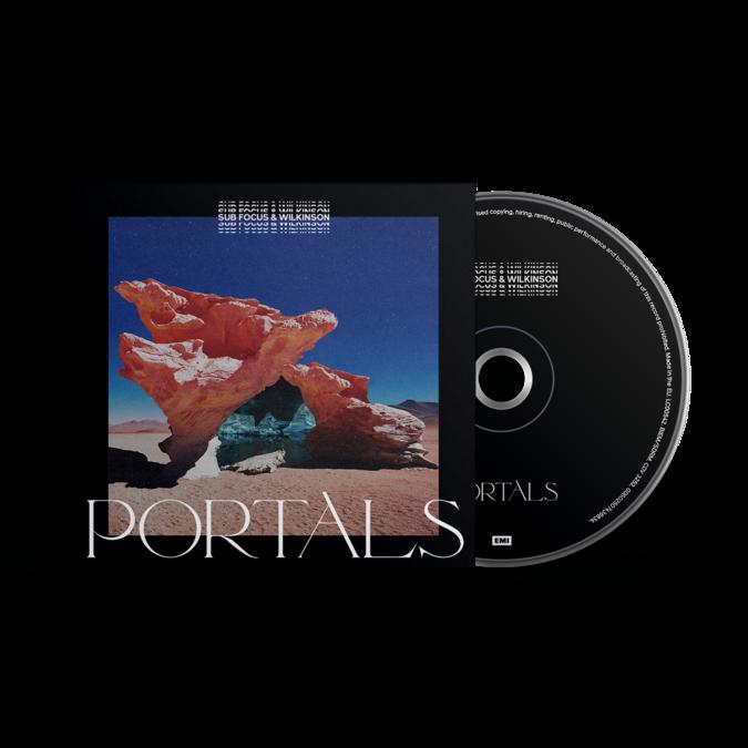 Sub Focus & Wilkinson: Portals CD