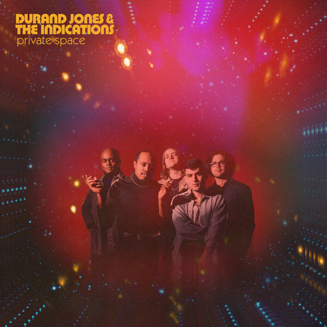 Durand Jones & The Indications: Private Space: CD