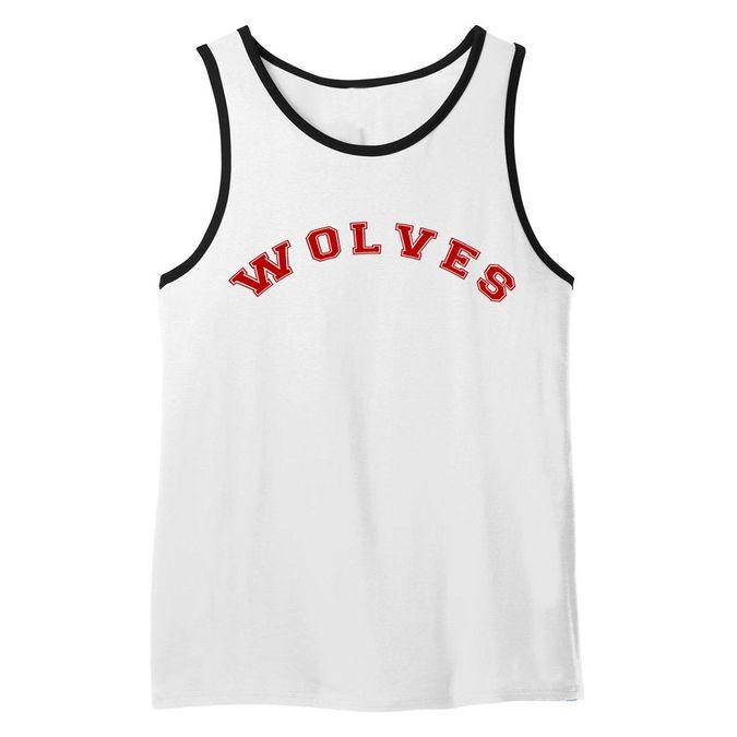 SelenaGomez: Wolves Vest