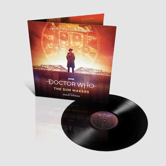 Original Soundtrack: Doctor Who: The Sun Makers