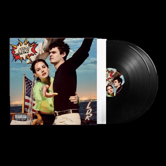 Lana Del Rey: Norman Fucking Rockwell! Standard Black Double Vinyl