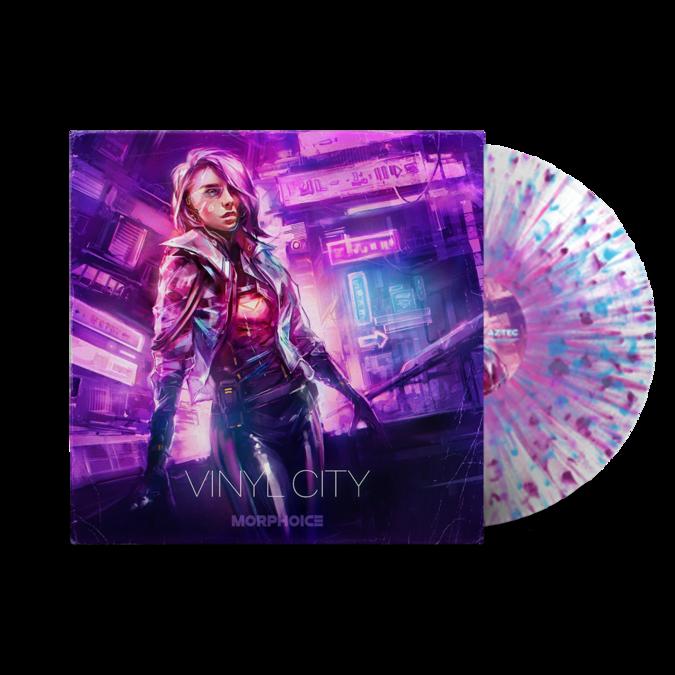 Morphoice: Vinyl City: Limited Edition Splatter Vinyl