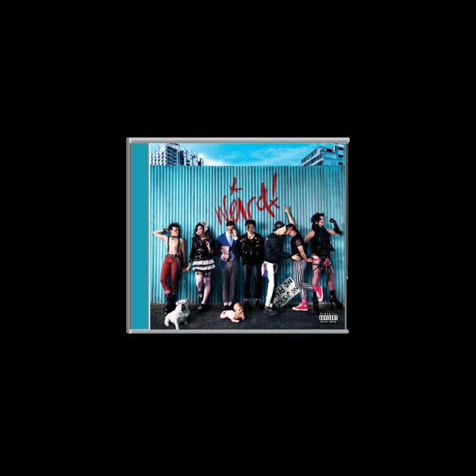 Yungblud: Weird! CD