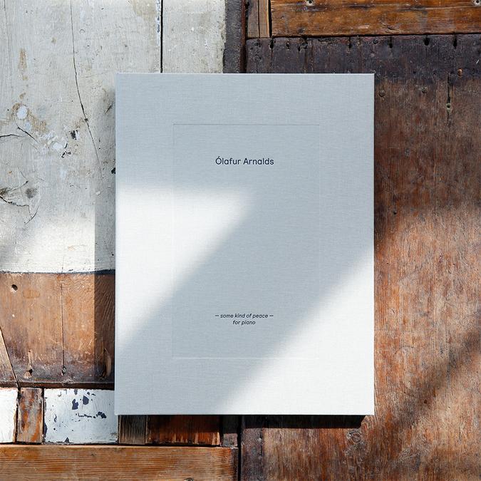 Ólafur Arnalds: Some Kind of Peace - Sheet Music Book