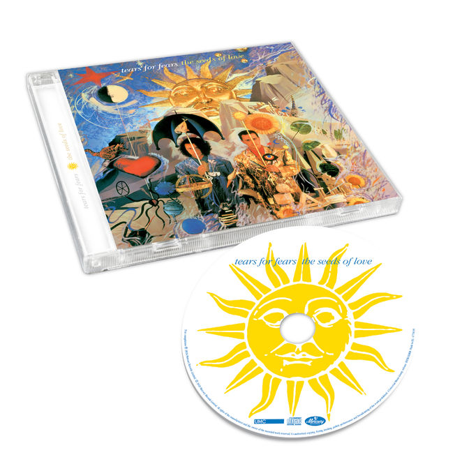 Tears For Fears: The Seeds Of Love: CD