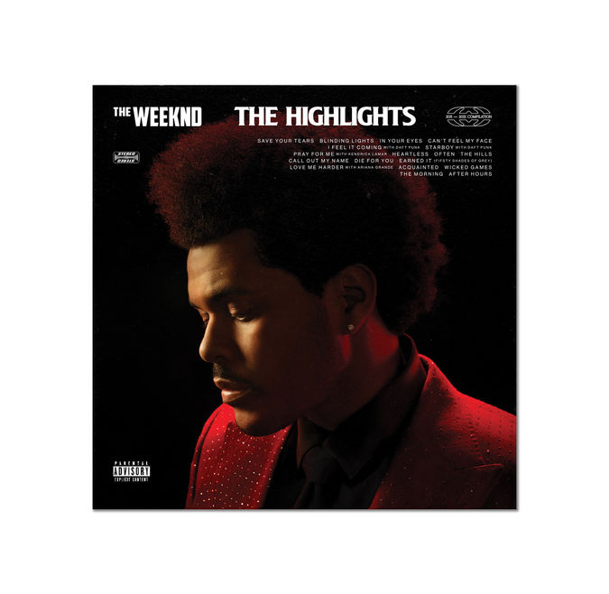 The Weeknd: THE HIGHLIGHTS VINYL
