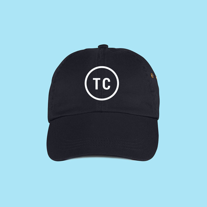Tom Chaplin: TC Logo Cap