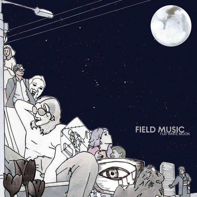 Field Music: Flat White Moon: CD