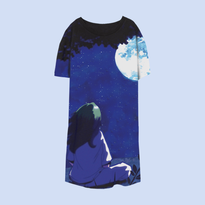 Billie Eilish: my future sleep tee