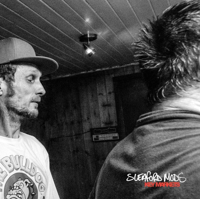 Sleaford Mods: Key Markets: Limited Edition Red Vinyl