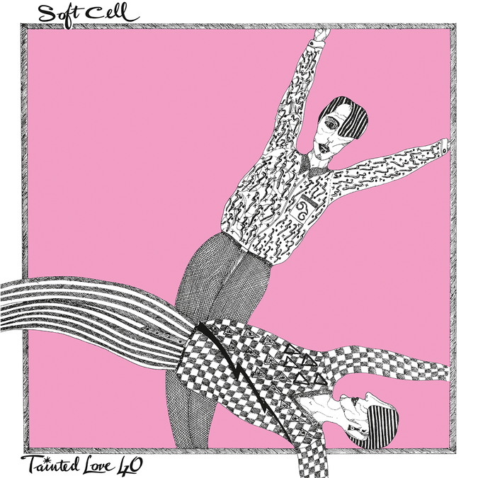Soft Cell: Tainted Love: Exclusive 40th Anniversary Edition Pink Vinyl