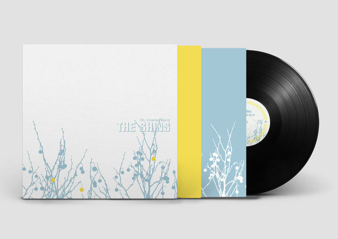 The Shins: Oh Inverted World (20th Anniversary Edition): Vinyl LP in Die-Cut Sleeve
