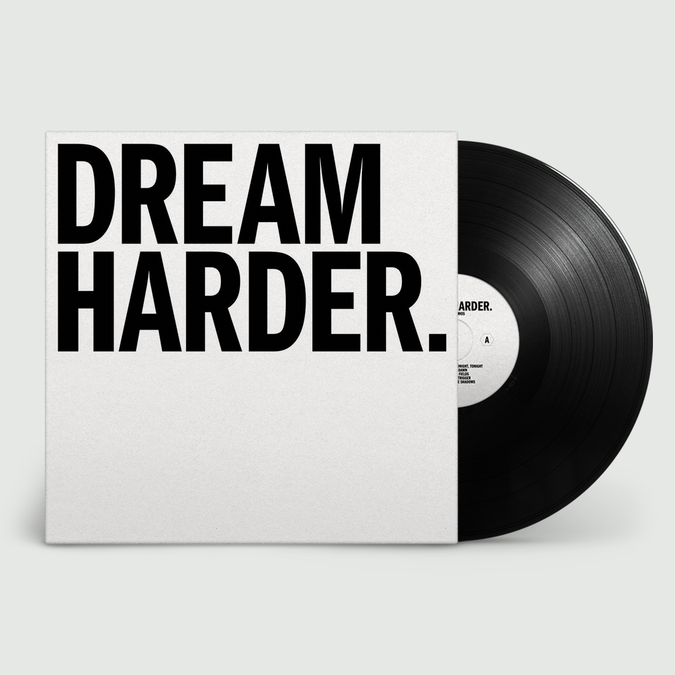 Hello Cosmos: Dream Harder: Signed Vinyl