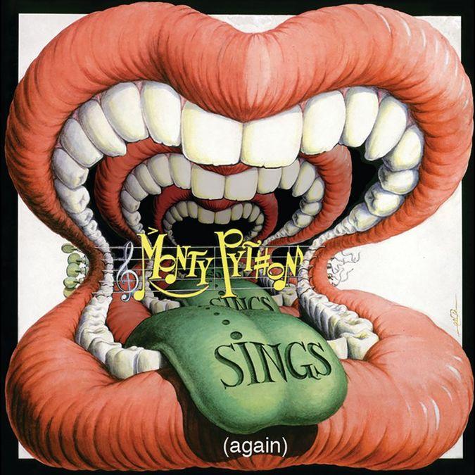 Monty Python: Monty Python Sings (again) (Standard CD)
