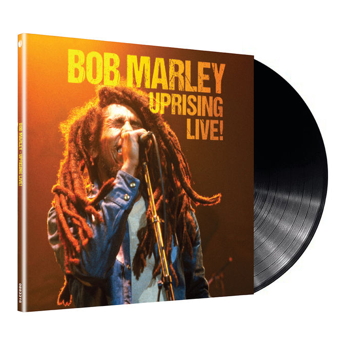 Bob Marley: Uprising Live!: Limited Edition Vinyl