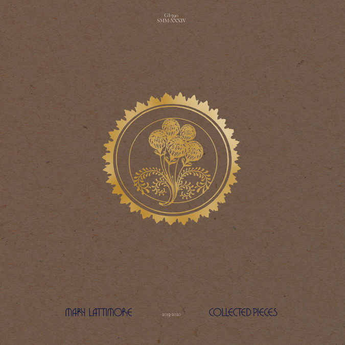Mary Lattimore: Collected Pieces: 2015-2020: CD