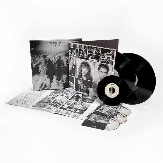 Fleetwood Mac: Live - Super Deluxe Edition: 2LP 7