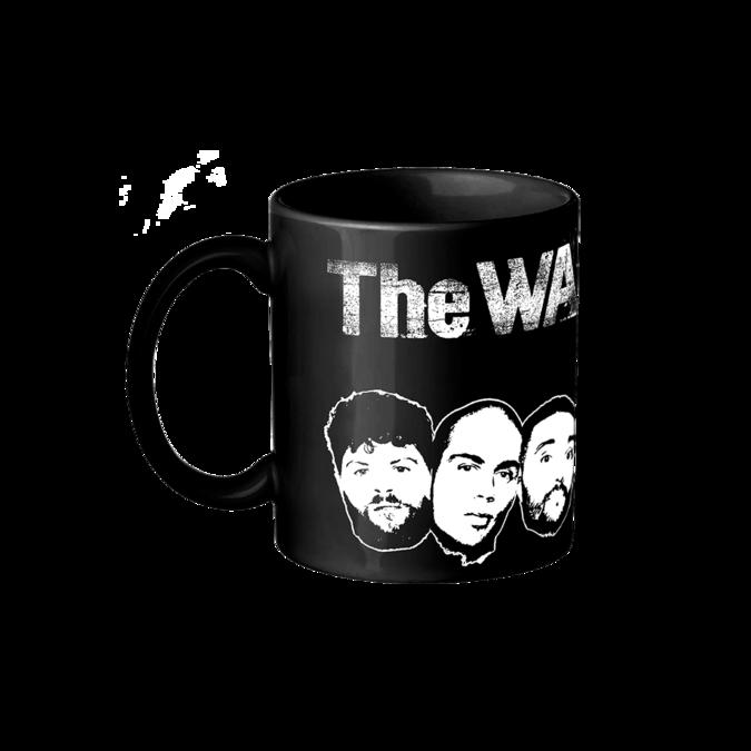The Wanted: The Wanted Black Mug