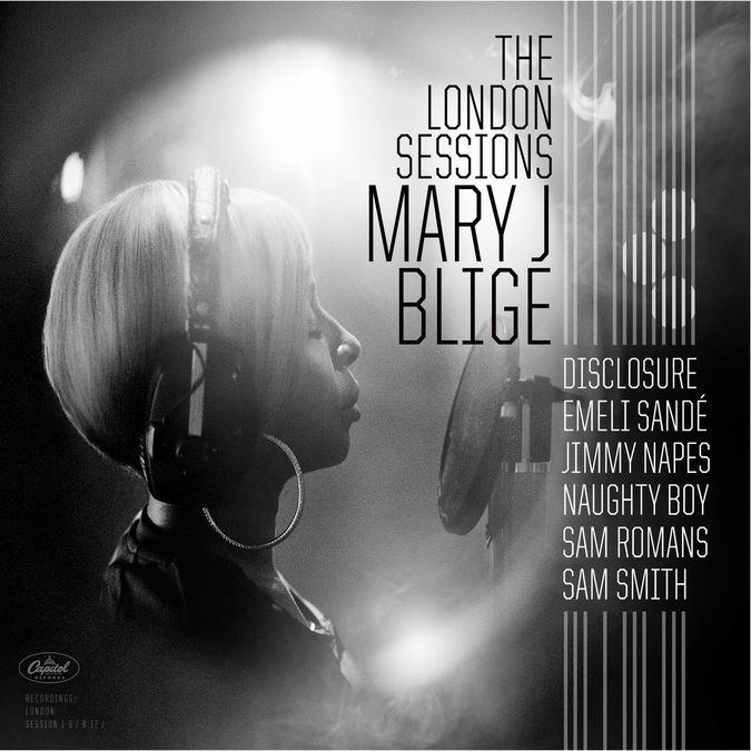 Mary J Blige: The London Sessions