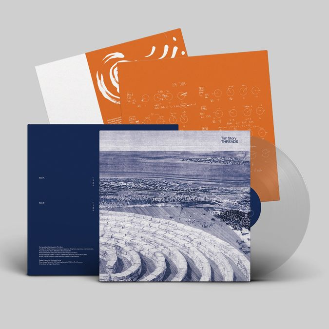Tim Story: Threads: Limited Edition Clear Vinyl