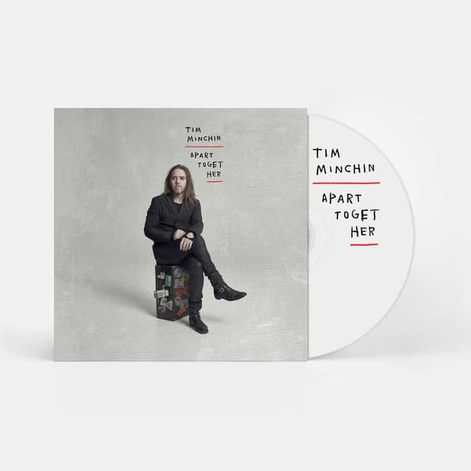 Tim Minchin: Apart Together: Exclusive Signed CD