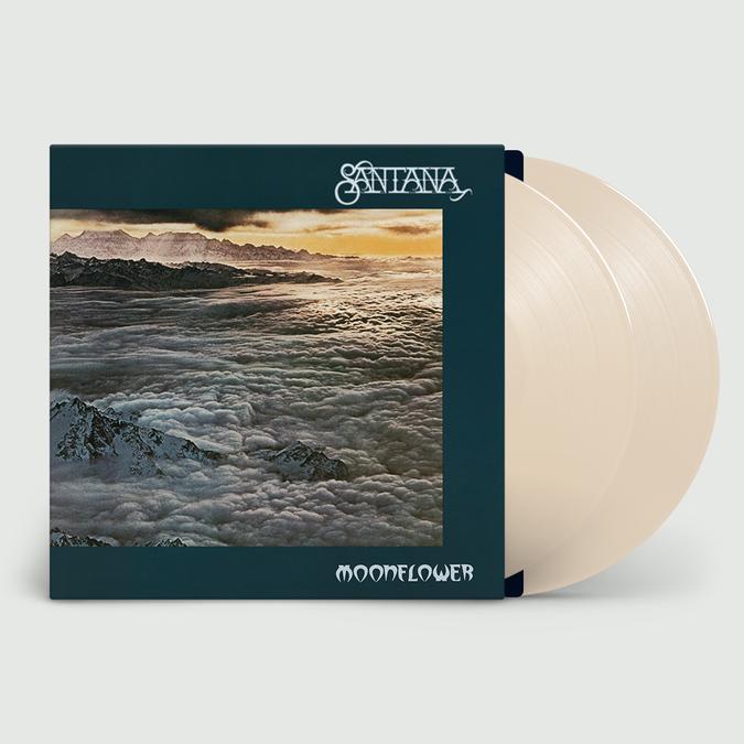 Santana: Moonflower: Limited Edition Cream Vinyl