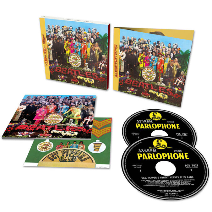 The Beatles: Sgt. Pepper's Lonely Hearts Club Band Anniversary Deluxe Edition