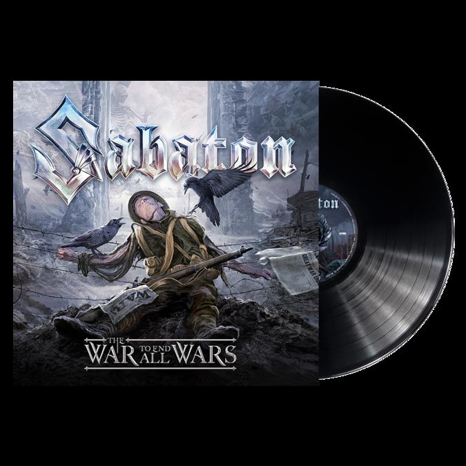 Sabaton: The War To End All Wars: Black Vinyl 1LP